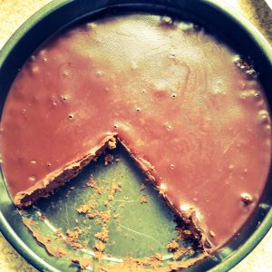 Fuss – Free Chocolate Tart